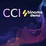 CCI on Binomo platform